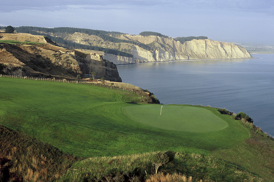 Cape Kidnappers all inclusive holiday to New Zealand