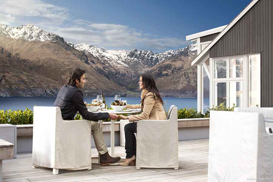 Matakauri Lodge Queenstown New Zealand honeymoon itinerary