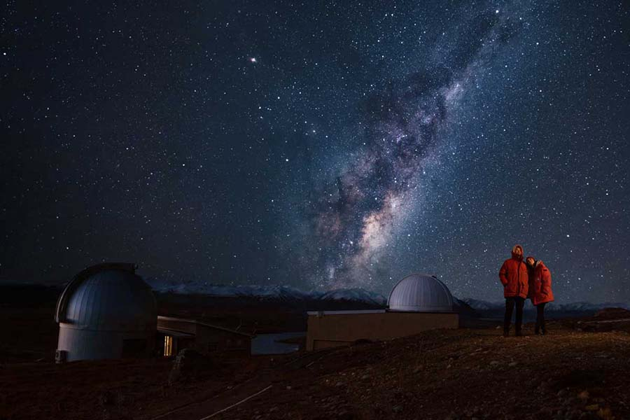 Lake Tekapo Stargazing New Zealand