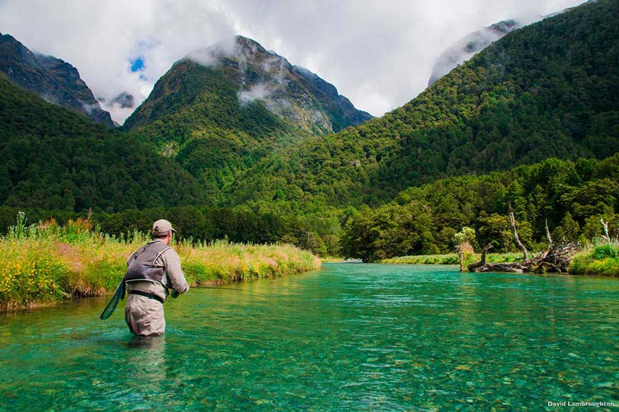 Fiordland Fishing New Zealand