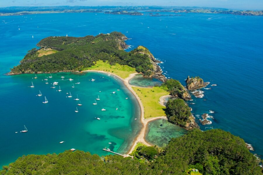 Ataahua luxury Bay of Islands sailing tours nz