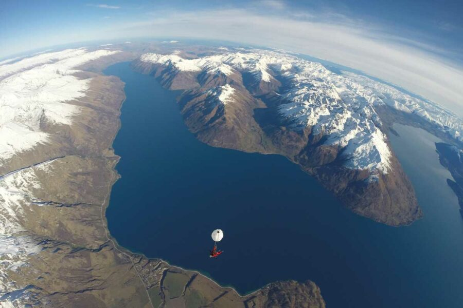 skydiving queenstown nzone skydive New Zealand adventure tours