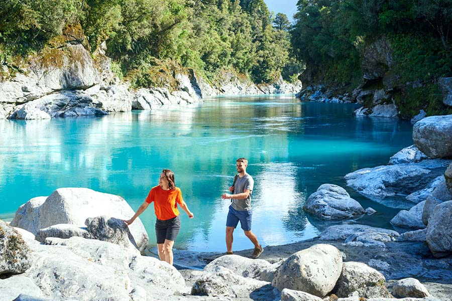 Hokitika Gorge West Coast