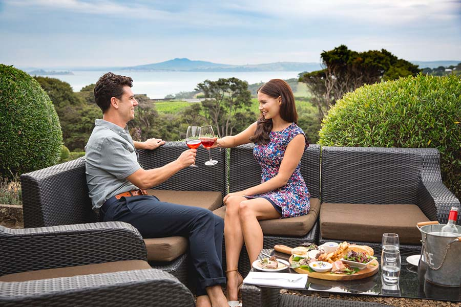 Waiheke Island Auckland Dining New Zealand vacation packages