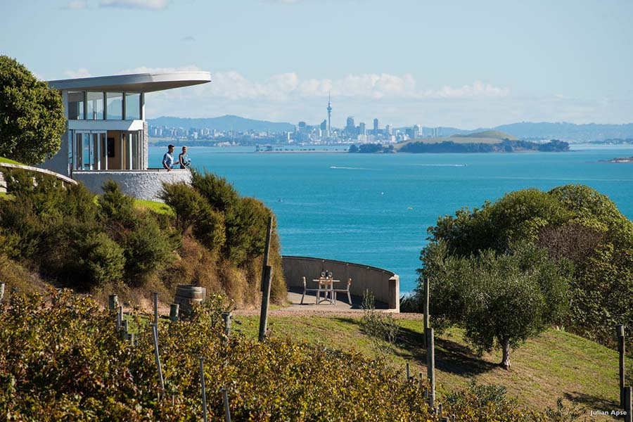 Waiheke Island Auckland all inclusive holiday to New Zealand