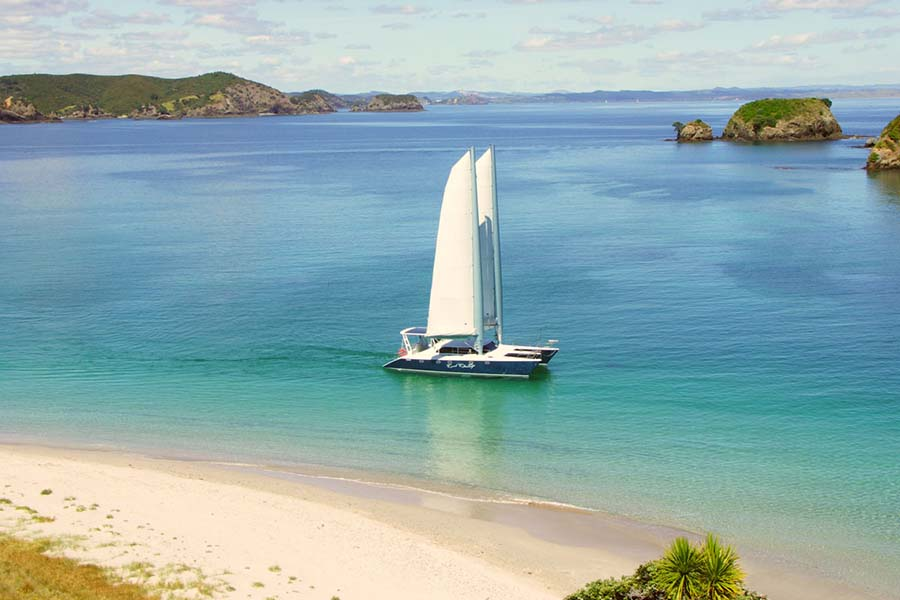Yacht Charter Bay of Islands