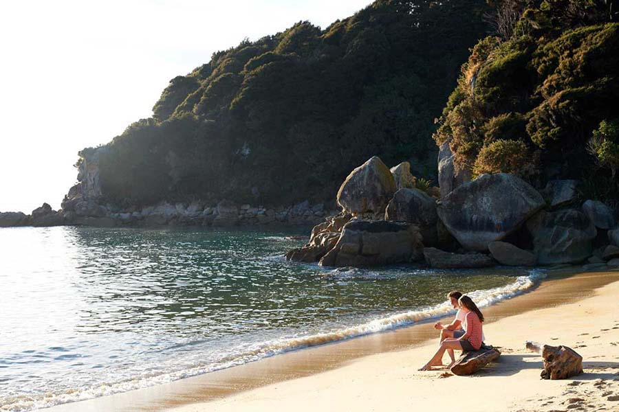 Abel Tasman National Park Beach Experience New Zealand travel packages