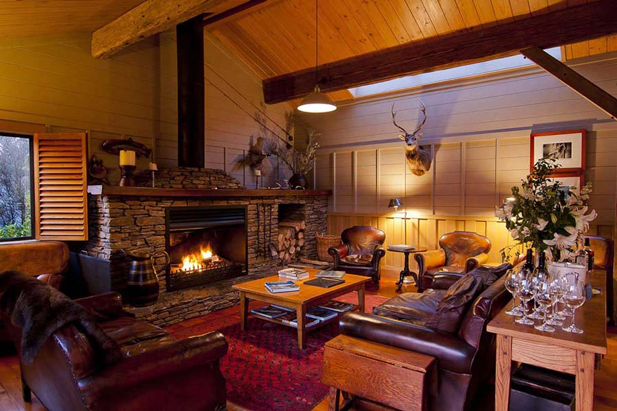 Poronui Lodge Taupo Hunting packages New Zealand