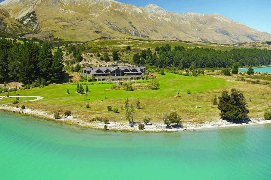 Luxury Lodges NZ South Island