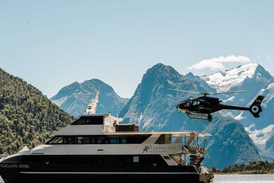 7 Night Luxury South Island Deal