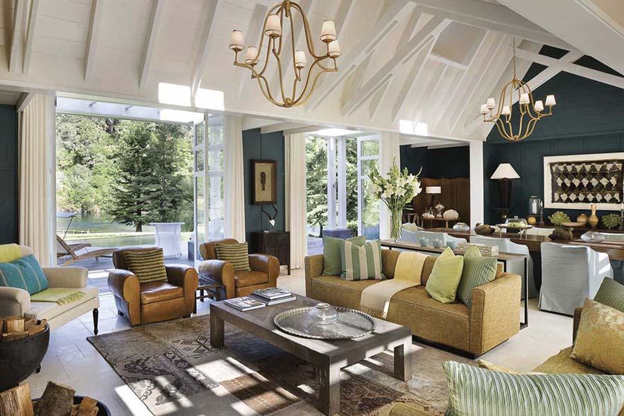 Huka Lodge Taupo luxury lodge accommodation - New Zealand all-inclusive resorts