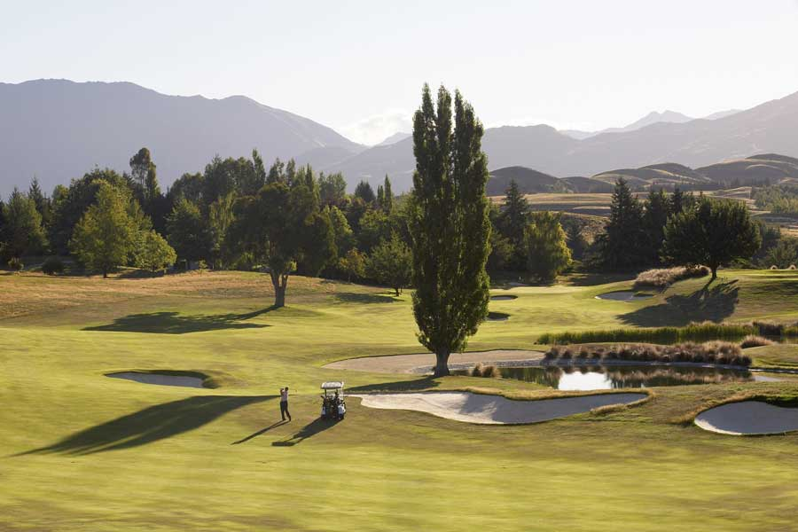 Millbrook Resort Queenstown luxury accommodation 5 star hotels golf