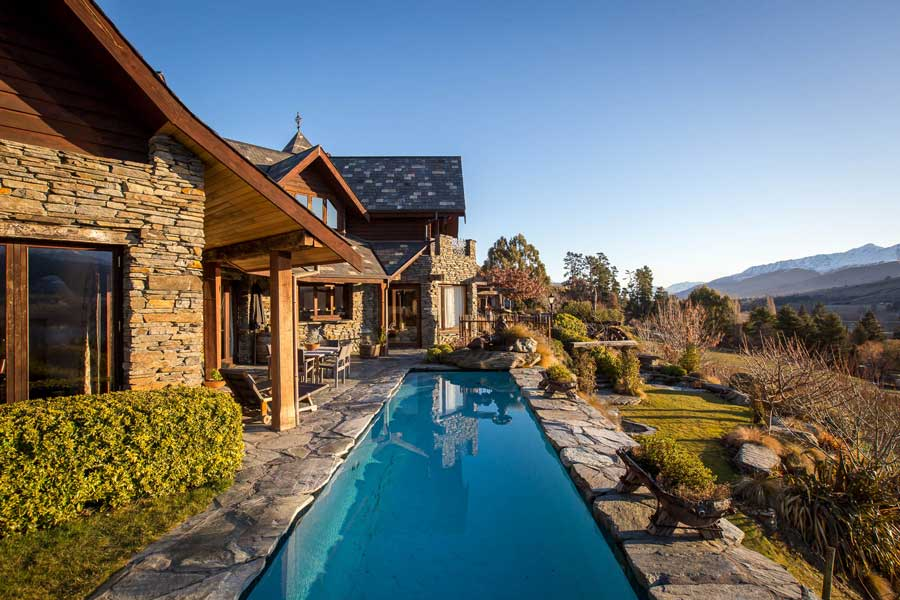 Stoneridge Estate Queenstown Luxury Lodges South Island deals