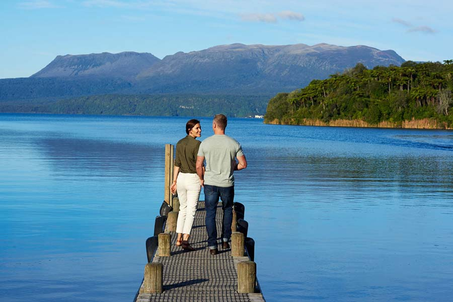 10 Day North Island Luxury Itinerary