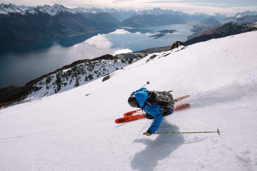 Ski Queenstown New Zealand