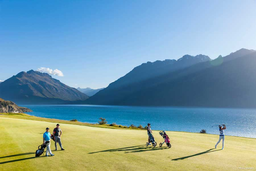 14 Day New Zealand Golf Itinerary
