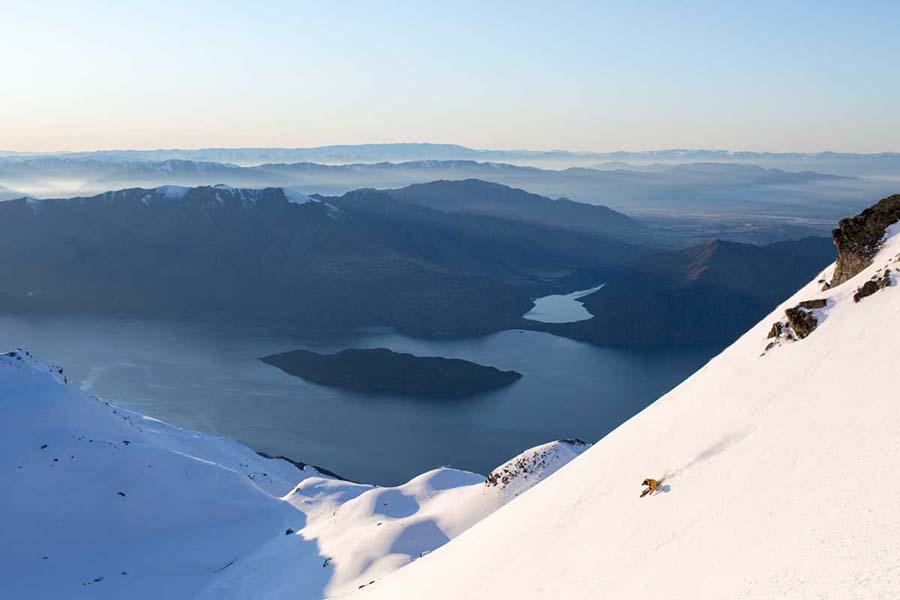 Queenstown heli ski New Zealand