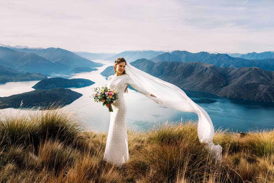10 Day NZ Elopement Honeymoon Itinerary