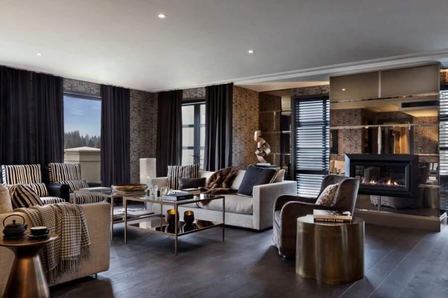 Penthouse at Sofitel Queenstown Luxury Accommodation 5 Star Hotels