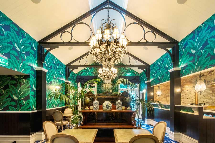 Hulbert House Queenstown luxury hotel New Zealand