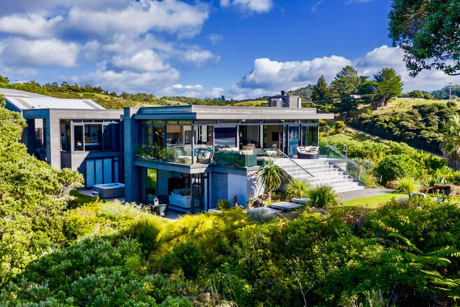Luxury Lodge Northland best places to stay in New Zealand