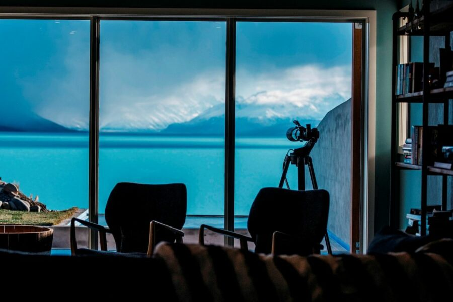 Lakestone Lodge Mackenzie Dark Sky Reserve NZ luxury lodges